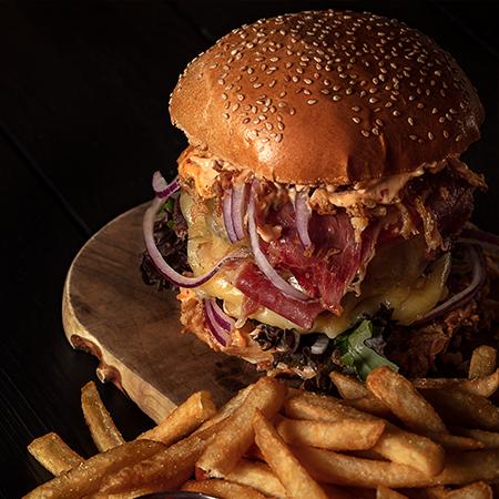 El Doctor Burger