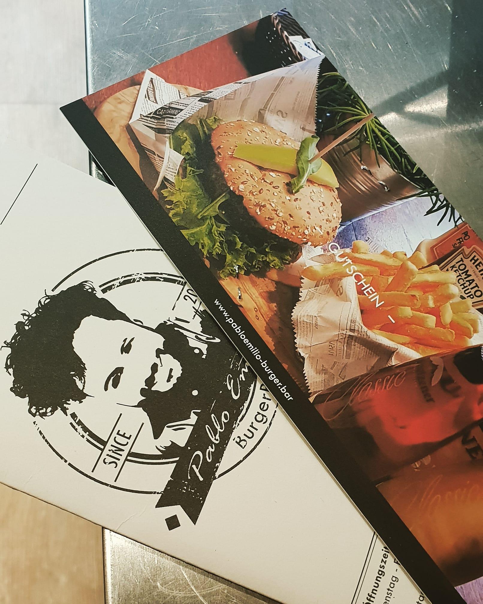Gutschein-BurgerBar